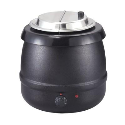 Мармит Gastrorag SB-5000, электрический, настольный, для супов, 10 л, 30-90°С, черный