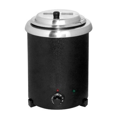 Мармит Gastrorag SB-5700-AG, электрический, настольный, для супов, 5.7 л, черный
