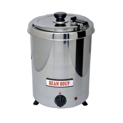 Мармит Gastrorag SB-5700S, электрический, настольный, для супов, 5.7 л, серебристый