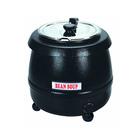 Мармит GASTRORAG SB-6000, электрический, настольный, для супов, 10 л, 30-90 °С, чёрный