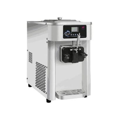 Фризер мороженого Gastrorag SCM1119RB, настольный, 1 резервуар, 10 л, 19-22 л/ч, серебристый   32359