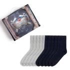 """Набор мужских носков (10 пар) """"Стратегический запас"""", размер 41-44 (27-29 см)"""