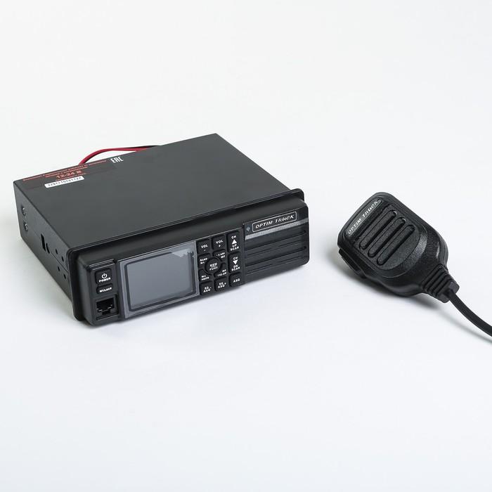 Радиостанция OPTIM-TRUCK, автомобильная, 4 Вт, 40 каналов