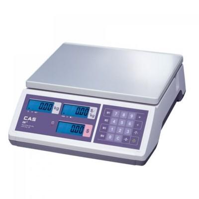 Торговые весы CAS ER-JR-30CB