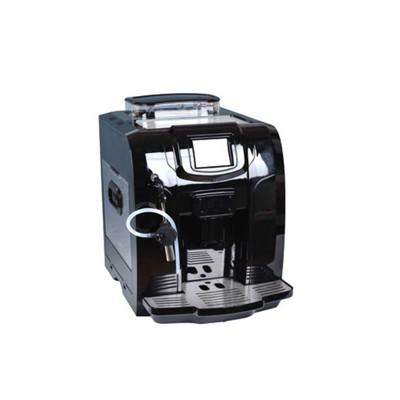 Кофеварка Gastrorag CM-712, 2 л, бункер на 300 г, 1 группа, каппучинатор, черный