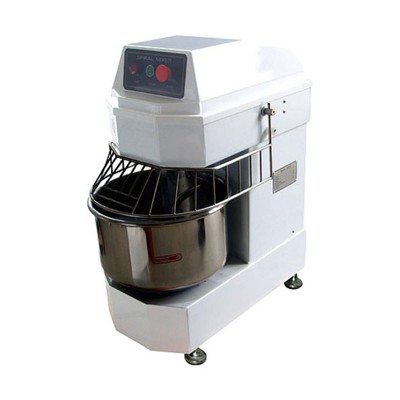 Тестомес Gastrorag HS40S-HD, 40 л, 1 скорость, разовый замес до 16 кг