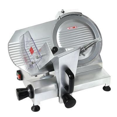 Гастрономическая машина-слайсер Gastrorag HBS250N, диаметр ножа 250мм, толщина среза 0-12 мм   32416