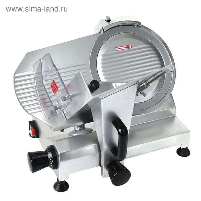 Гастрономическая машина-слайсер GASTRORAG HBS250N, d ножа=250мм, толщина нарезки 0-12 мм