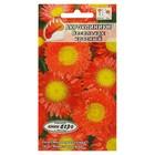 """Семена цветов Акроклиниум """"Весельчак"""" Красный, О, 0,2 г"""