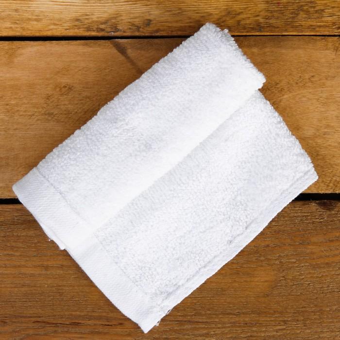 """Набор подарочный """"Настоящий мужик"""", фляга 240 мл, полотенце (30 х 30 см)"""