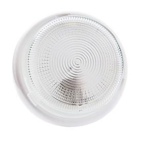 Светильник 'ЭЛЕТЕХ' Раунд 200 НБО 23-60-001, 60 Вт, IP44, корпус белый Ош
