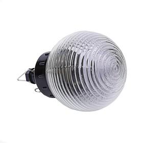 Светильник 'ЭЛЕТЕХ' Кольца 150 НСП 03-60-001, 60 Вт, IP53 корпус карболит Ош