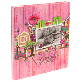 Magnetic photo album 20 sheets of