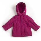 """Куртка для девочки """"Варенька"""", рост 98 (26) см, цвет малиновый 88-00-17"""
