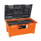 Ящик для инструмента TRUPER CHA-19N, полипропилен, лоток, 48х27х25 см, 1.7 кг