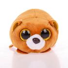 """Мягкая игрушка """"Медведь"""", цвет коричневый, 10 см"""
