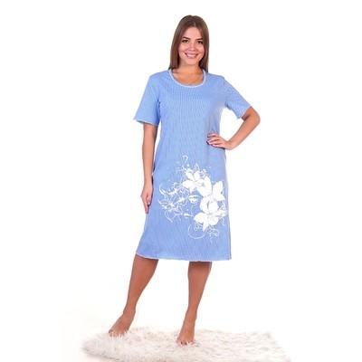 Сорочка женская 231 цвет МИКС, р-р 60