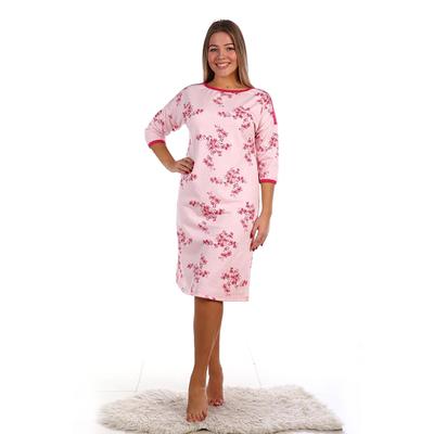 Сорочка женская 167 цвет МИКС, р-р 46