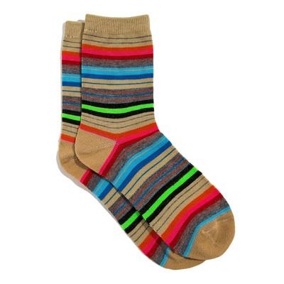 Носки женские, цвет разноцветный, размер 36-39