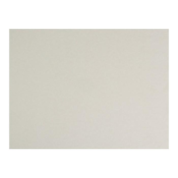 Картон переплетный 2.5 мм 30*40 см 1500 г/м² белый