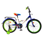 "Велосипед 20"" Graffiti Classic RUS, цвет белый/темно-синий"