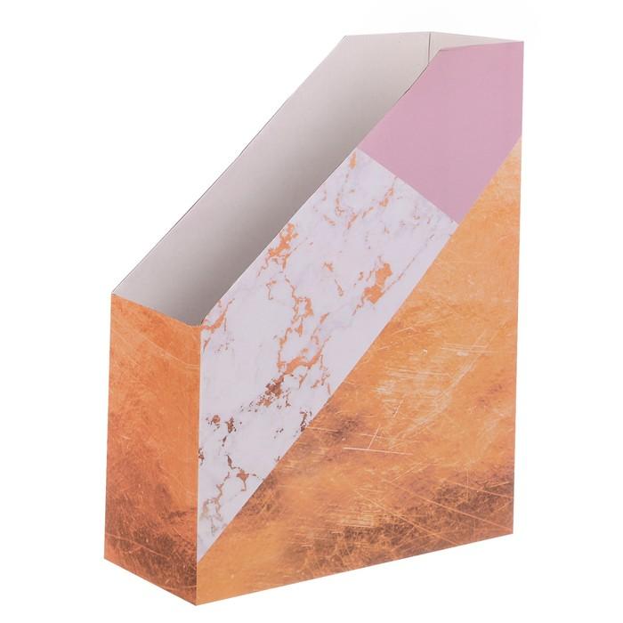 Органайзер для папок «Яркие краски», 24,6 х 30,1 х 9,6 см