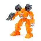 Робот-конструктор «Космический воин», цвета МИКС