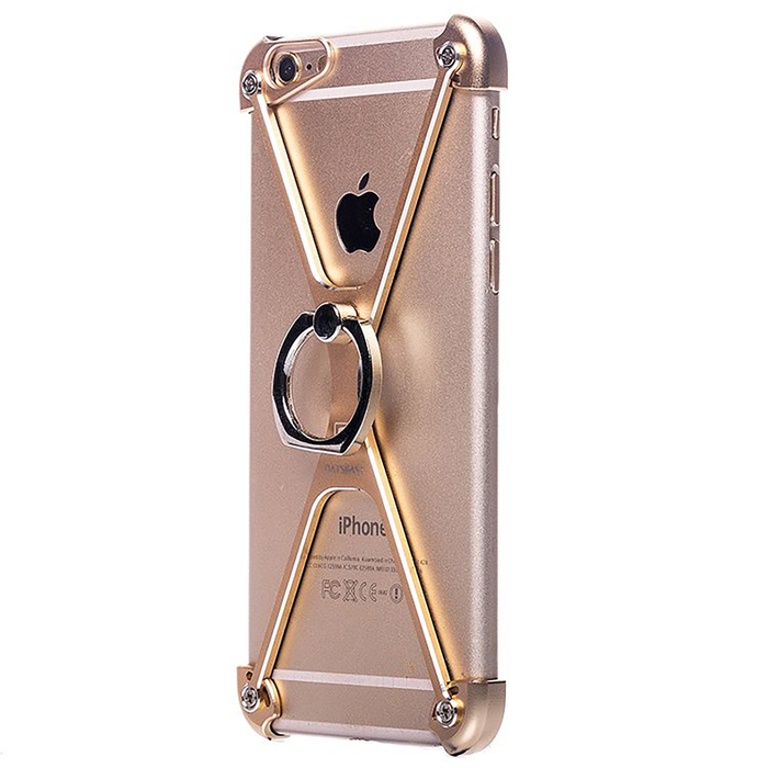 Чехол-экзоскелет Oatsbasf для Apple iPhone 6, золотой