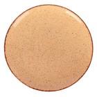 Тарелка 22 см, цвет светло-оранжевый