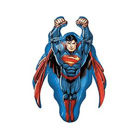"""Шар фольгированный 23"""" «Супермен летящий»"""