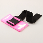 Чехол на предплечье, S-04 Sports armband, 5.5-6.0, розовый