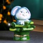 """Копилка """"Кролик в денежной корзине"""""""