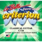 Комплект струн для классической гитары La Bella C750 Criterion