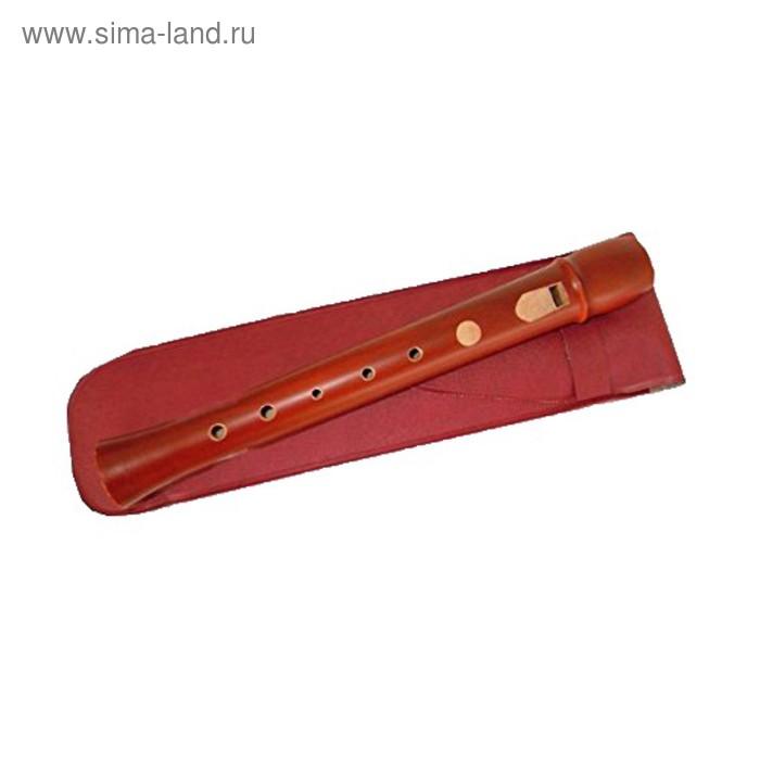 Блокфлейта Meinel M140-3 пентатоника, клен, цвет коричневый