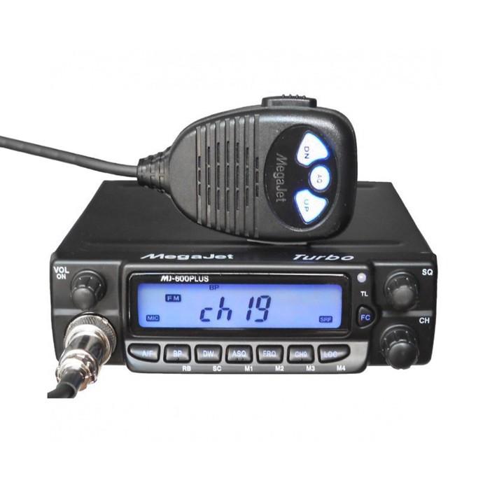 Радиостанция MegaJet MJ-600 PLUS-Turbo