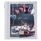 Фотоальбом магнитный 10 листов Image Art, любовь