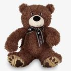 """Мягкая игрушка """"Медведь с бантом"""", 24 см, МИКС"""