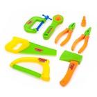 "Tool kit ""Young mechanic"", 8 items"