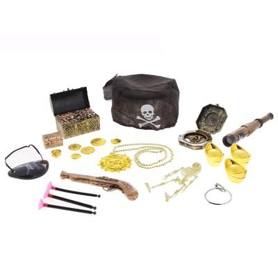 Набор пирата «Клад», 22 предмета