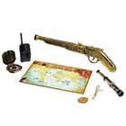 "A set of pirate ""Gunner"", 6 items"