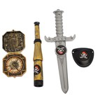 """A set of pirate """"Blade"""", 5 items"""