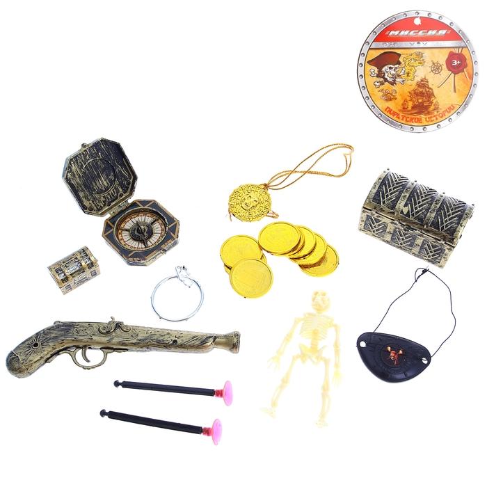 "Набор оружия ""Пиратские истории"", 18 предметов"
