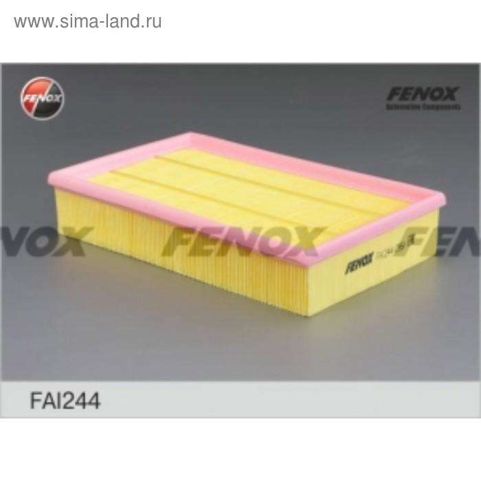 Воздушный фильтр Fenox fai244