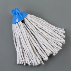 Насадка для швабры МОП круглая 100 гр, цвет МИКС