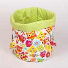 текстильные корзины для игрушек