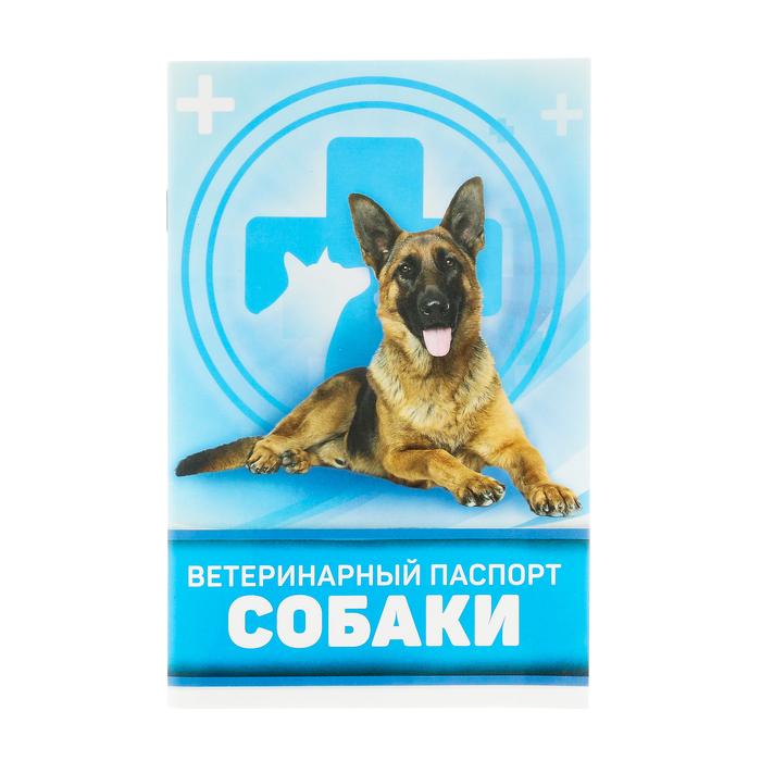 """Ветеринарный паспорт """"Для собаки"""""""