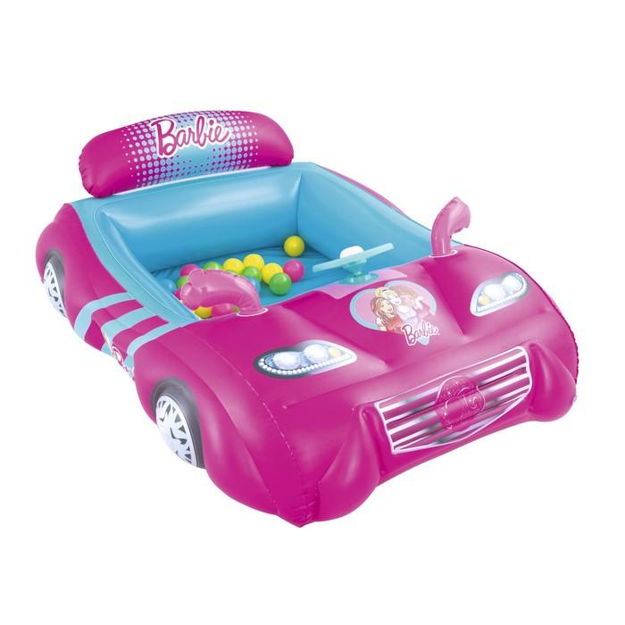 Игровой центр-машина Barbie, +25 шариков, 135*99*43 см, от 2+ (93207)