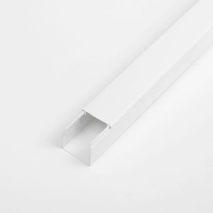 Кабель-канал TDM, 25х25 мм, белый, 2 м