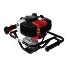 Мотобур Elitech БМ 52ЕH, бензиновый, 52 см3, 2.5л.с., 8500 об/мин, 2-х тактный, без шнека