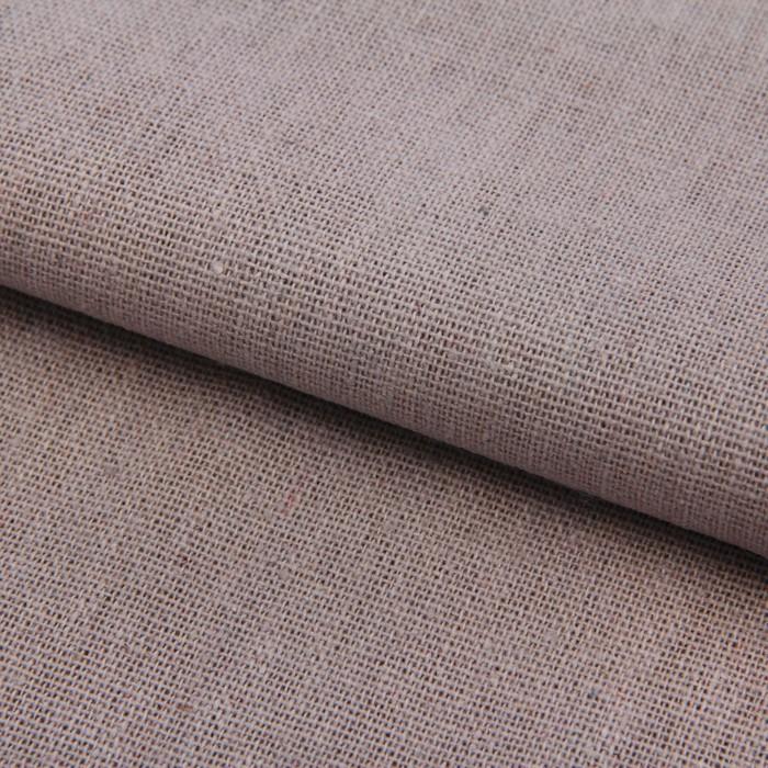 Ткань для пэчворка холща «Монохромный серый», 47 х 50 см